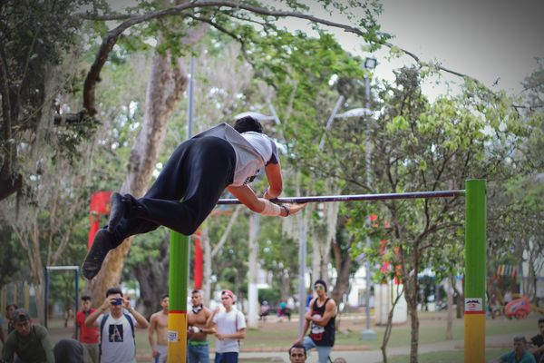 Fly. Streetworkout 360