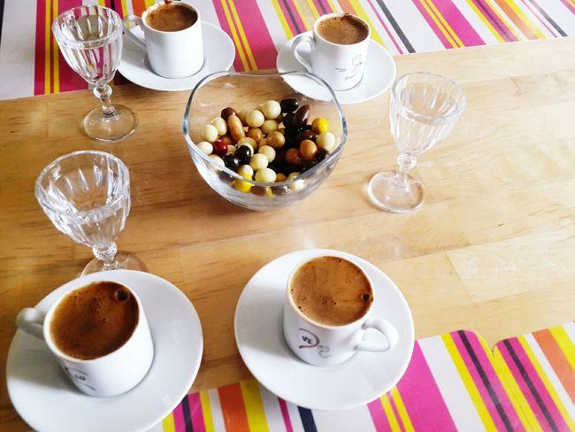 Turkishcoffee Me Caffee Love Chocolate ☕🍫