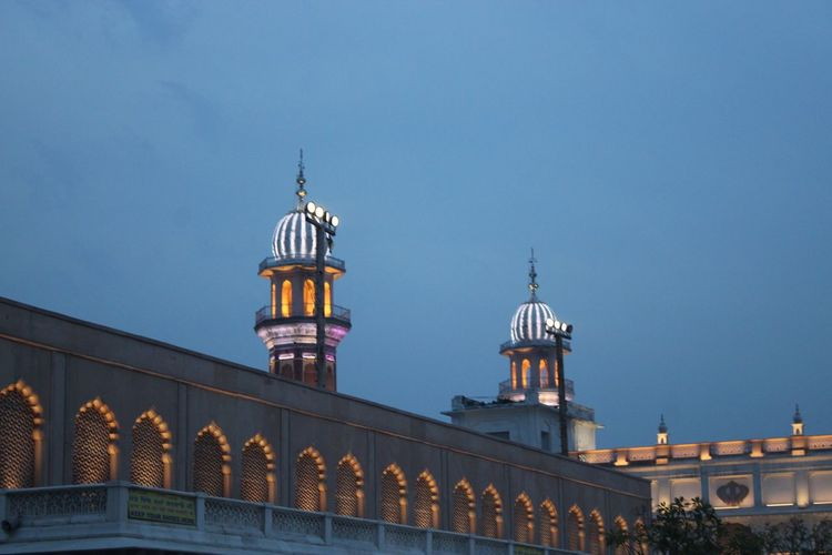 Harmandir Sahib,part of golden temple complex EyeEm Selects Sky Travel Destinations Dome