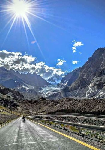 Sunlight Weather Photography Nature Photography Naturelovers Passuglacier Karakaramhighway Pakistan Captured Moment Capturethenature