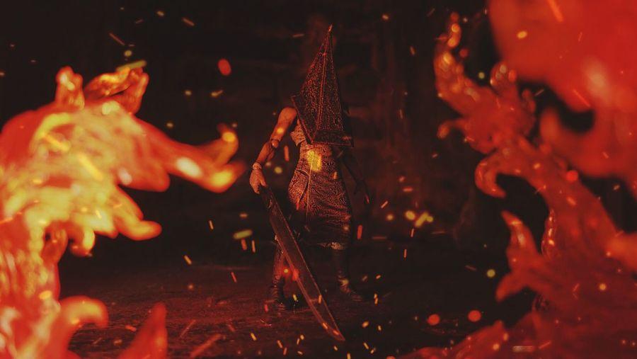 Pyramidal hunter. Pyramidhead Silent Hill Figma Maxfactory Toypops2 Toysnapshot Toys4life Toyplanet Toydiscovery Toyartistry Toysaremydrug Toyboners Toyunion Toyslagram Toycrewbuddies Toygroup_alliance Toycommunity Toys Toyphotography Epictoyart Survival Horror