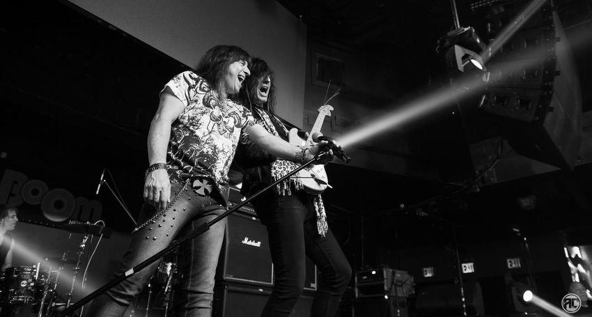 Band Ratablanca Rock Nikond3s