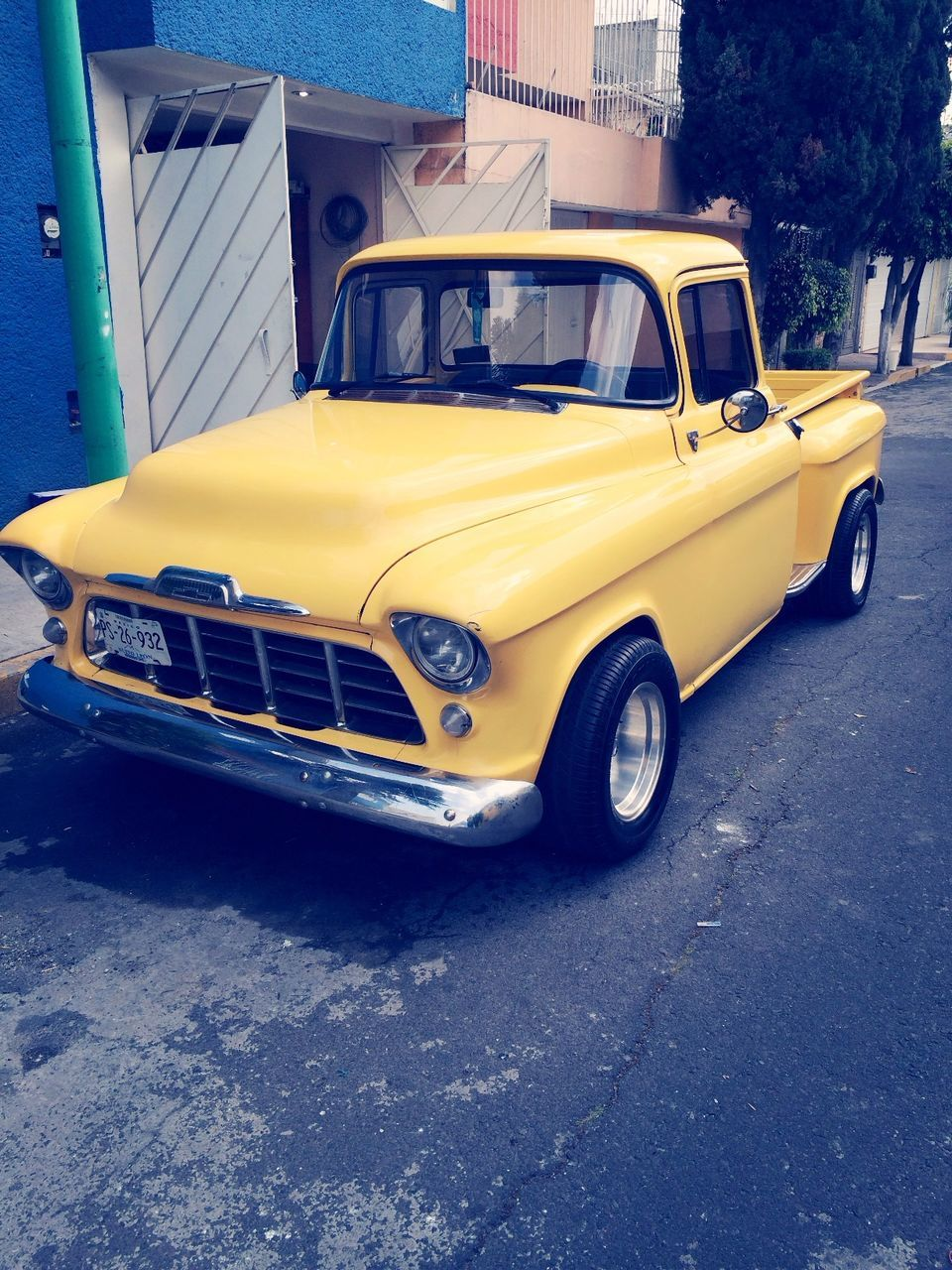 yellow, car, transportation, taxi, yellow taxi, mode of transport, retro styled, old-fashioned, outdoors, no people, day