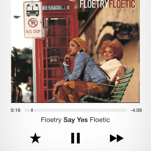?There is only one for me, you have made that a possibility...? Floetry Itunesradio Music Sayyes