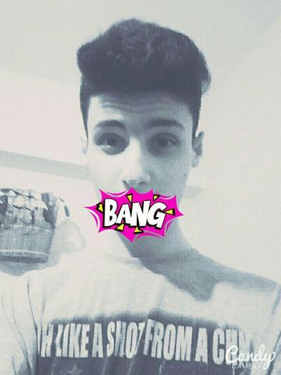Funny Hi! Hello World Cool Bang Bang!!