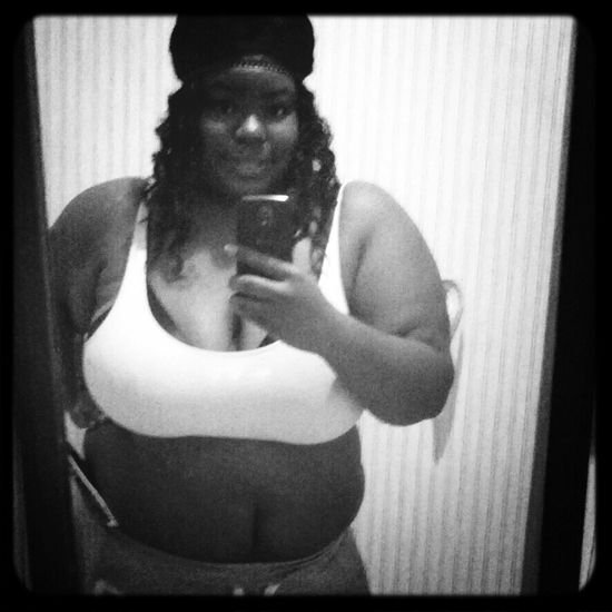 Late Nights I Love The Skin Im In  Dont Like It, Who Gives Af' Big Girls Do IT Betta