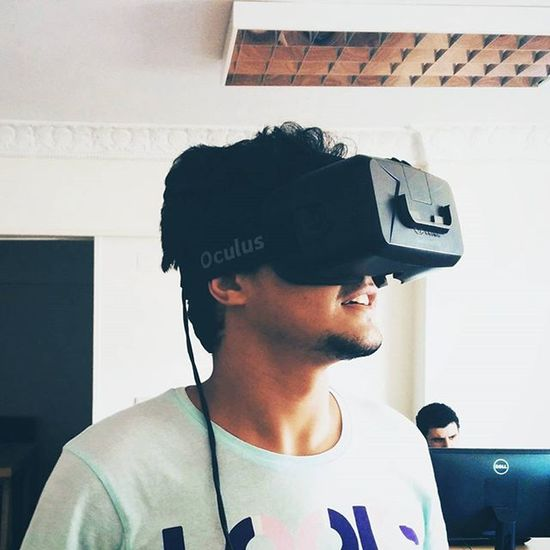 MIND = BLOWN!!! VirtualReality Oculusrift Tech