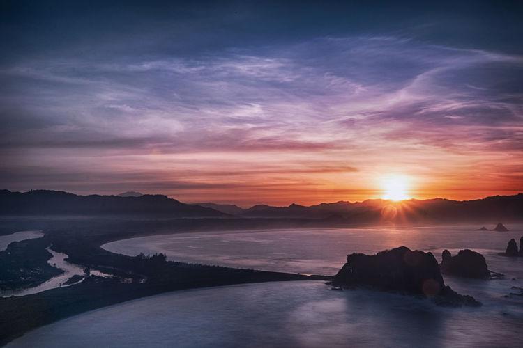 Sunrise @ Teluk