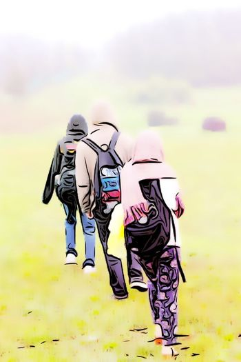 Asian Culture OpenEdit Drawing Holiday Countryside Traveling