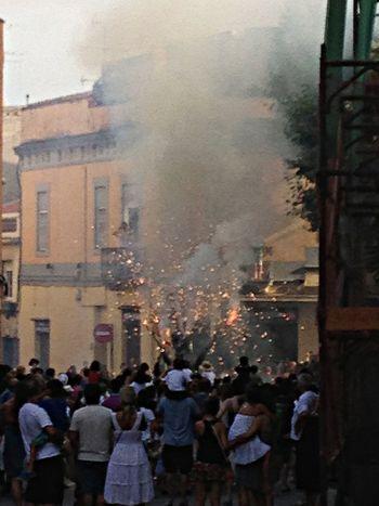 Lessantes Festa Major La Passada Drac