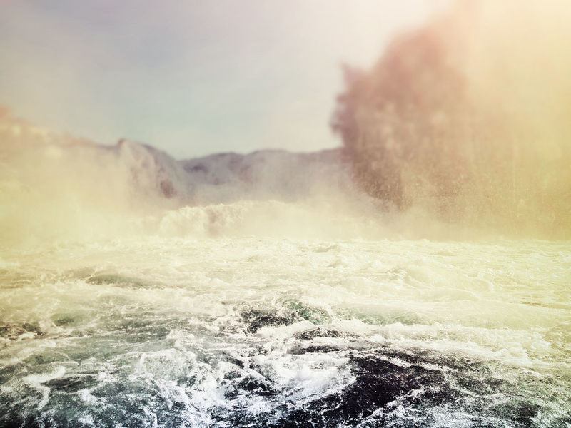 Angry Waters Beauty In Nature Biggest Plain Waterfall In Europe Nature No People Plain Waterfall Power In Nature Rhine Falls Rhinefalls Water Waterdrops Waterfall Waterfall Waves Wave