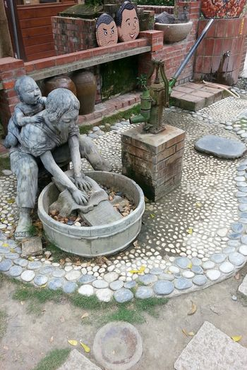 The Story Behind The Picture Art Statue Taiwan Ancient Culture Amazing Taiwan