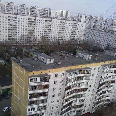 отрадное 16 этаж :/ ножки подкашиваются.. высота