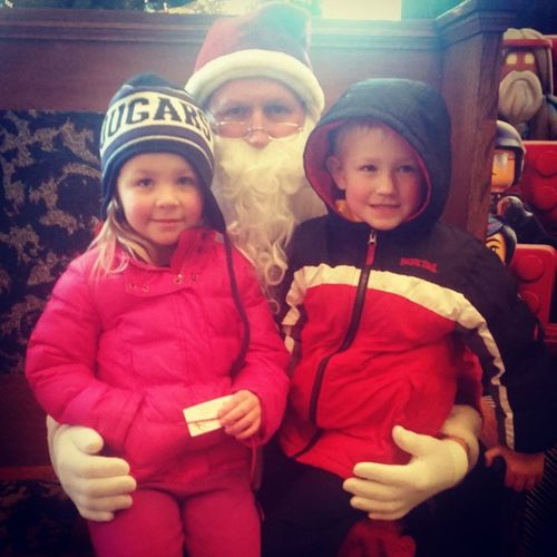 Santa!! Polarexpress