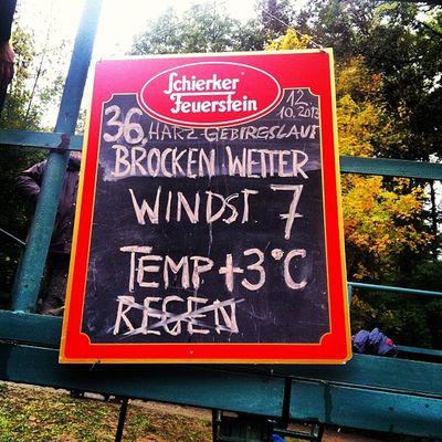 letzte Wetterinfos sponsored by Schierker Feuerstein Harzgebirgslauf Hgl Wernigerode Medletik medletiklaufteam instarun furtherfasterforever