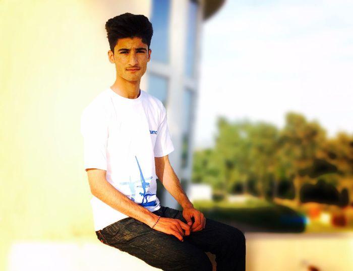 Me Myself And I Like4like Followme _ Day _ One Person _ Like Photography _ Nadim