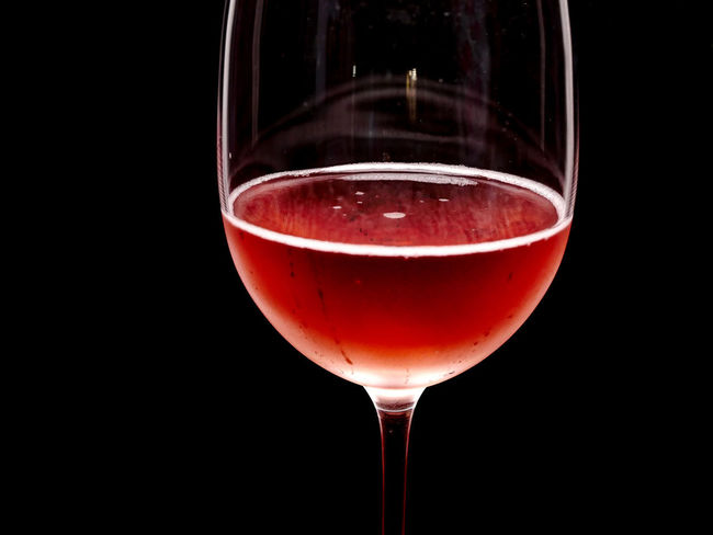 Molinelli Wine Alcohol Black Background Close-up Drink Drinking Glass Food And Drink Freshness Glass Glass - Material Household Equipment Indoors  Luxury Nightlife No People Red Red Wine Refreshment Rose Wine Still Life Studio Shot Wine Wineglass