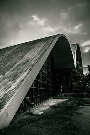 Cultural Cultural Center Architecture Built Structure Sky Sao Paulo - Brazil