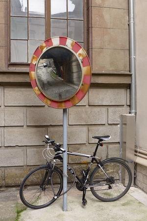 Fahrradabstellplatz Fahrräder Abstellen Verboten!
