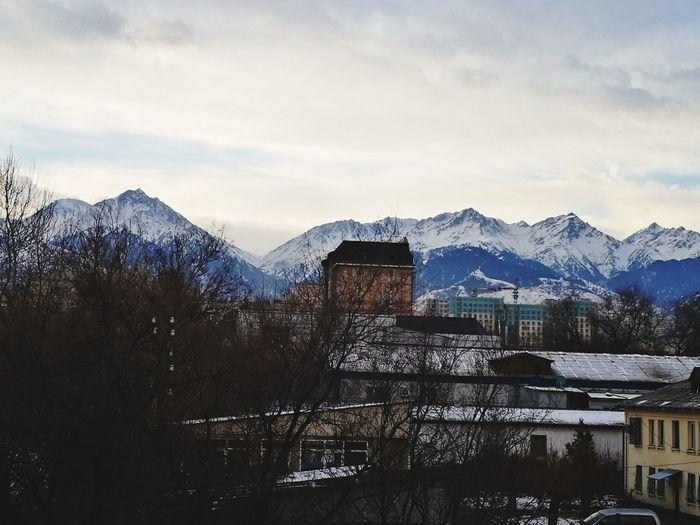 Almaty Almaty City Almaty's Beauty City EyeEm Selects Mountain Snow Winter Cold Temperature Mountain Range Outdoors Snowcapped Mountain