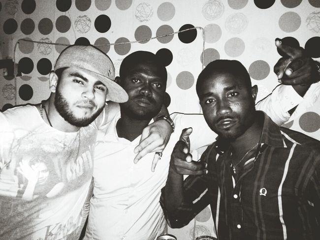 Istanbul Turkey Africanboy Club Night