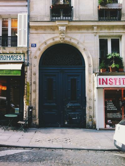 Cityscapes Paris Urban Aesthetics