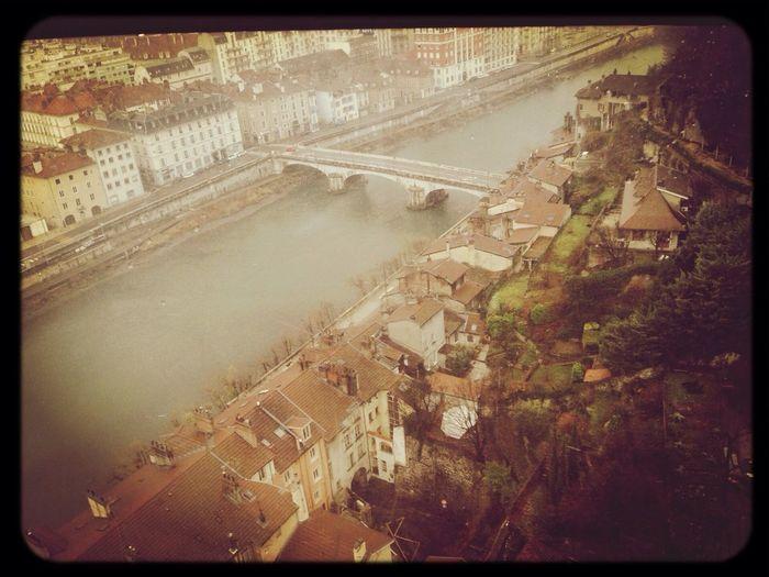 River City Grenoble Telepherique