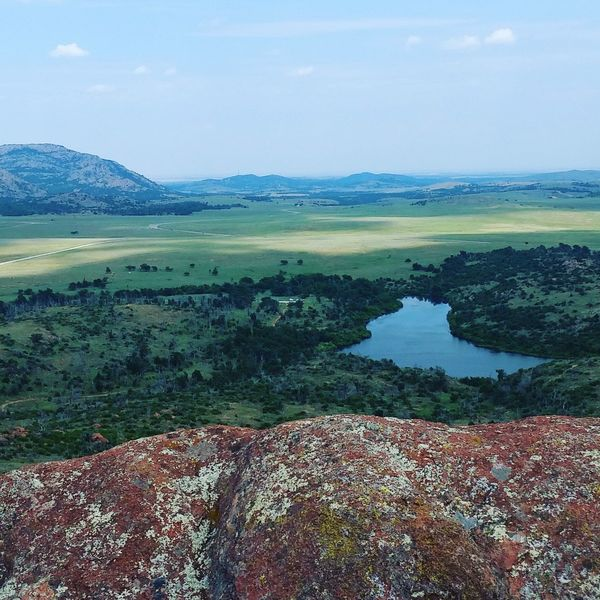 Climbed a mountain Beauty In Nature Outdoors Check This Out Taking Photos Enjoying Life