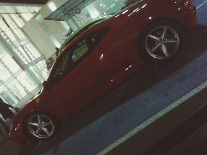 My futur car ? Ferrari Car Dream