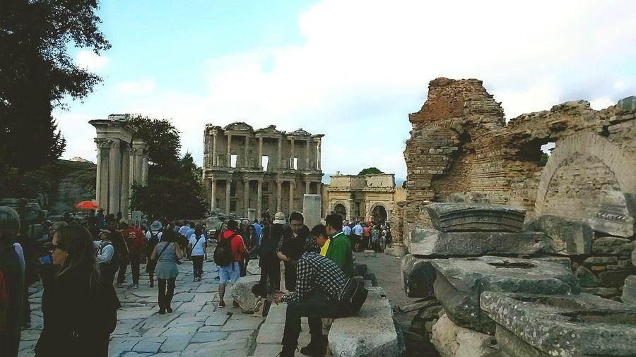 Ephesus Travel Photography EyeEm Best Shots - Ephesus Clouds And Sky Eye4photography  Eyeem - Turkey