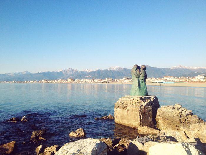 Viareggio Sea