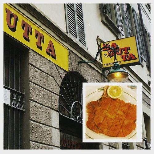 Same procedure as every time 😃👌 Milano Foodporn Bagutta