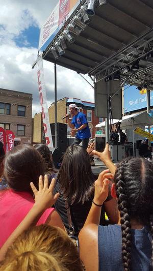 Chicago Jakemiller JakeMillerMusic Marketdays Artist Singer  Performance Outdoors EyeEmNewHere
