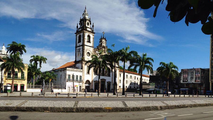 Olhando Recife... DiaDeGreve