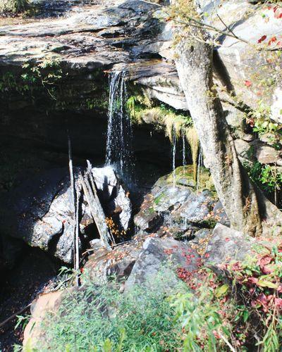 น้ำตกเพ็ญพบใหม่ Nature First Eyeem Photo