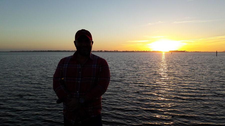 Tranquiladad paz y naturaleza mypointofview Hermoso Atardecer