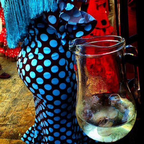 Colors Movilgrafias AMPt_community Feria De Sevilla 2013