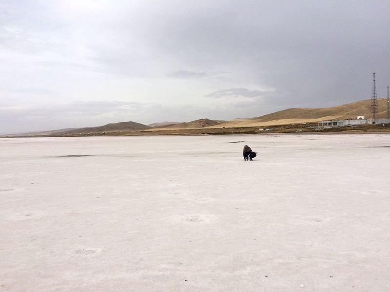 EyeEm Selects A salty vacation @ Tuz Golu/ Salt Lake