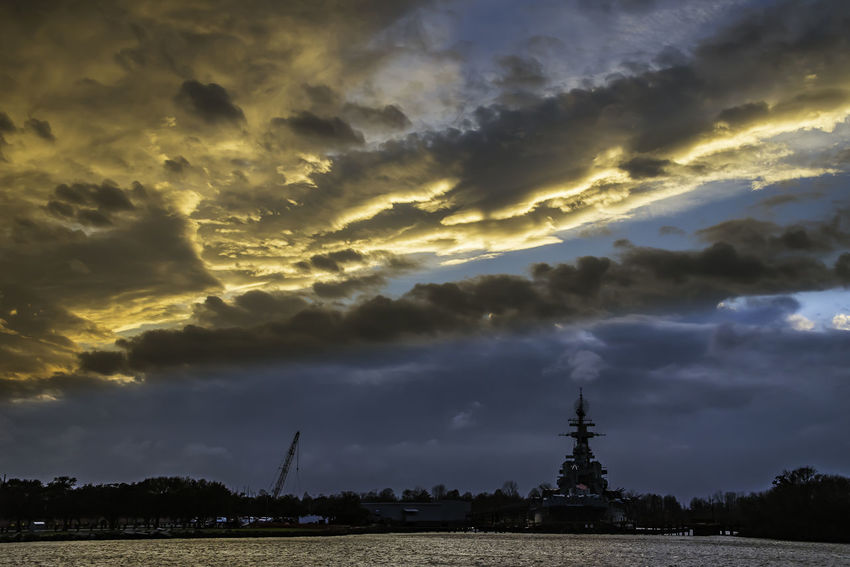 "Few shots before the thunderstorms rolled in Downtown Wilmington NC Riverwalk USS North Carolina Battleship ""Showboat"" BB-55 Nikon Nikond750 Riverwalk Downtown Tamron28300 Thunderstorms Vivid Colours  Weather Wilmington NC WithMyTamron Bluesky Capefearriver Cloudporn #skyporn #beautiful #bestskysever Clouds And Sky Meteo Nikonphotography No People Outdoors Outdoors Portcity Skyonfire Sunset Sunset #sun #clouds #skylovers #sky #nature #beautifulinnature #naturalbeauty #photography #landscape Tamronusa Ussnorthcarolina Visitnc Wect"
