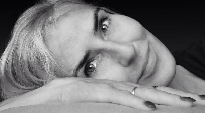 The New Self-Portrait AMPt_community NEM Black&white NEM Self