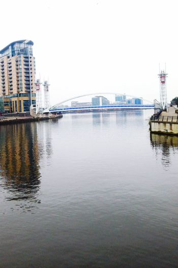 Bridge Of Sights Hello World Taking Photos Check This Out Harbour Front Quayside Waterfront Media City