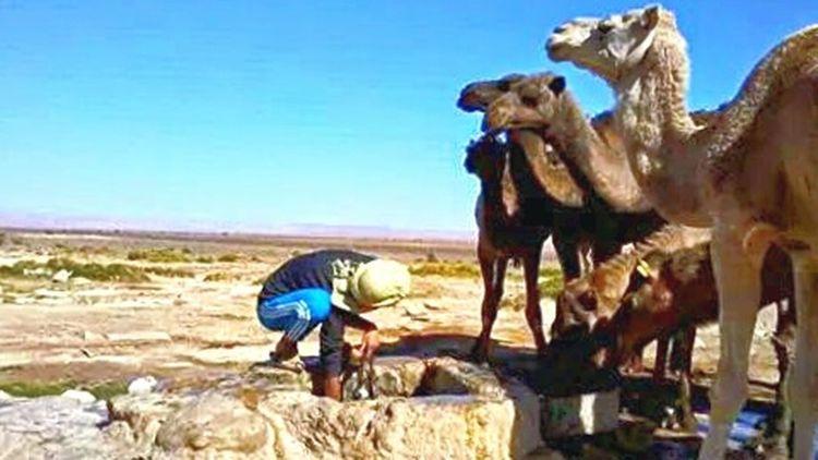 Me in desert morocco . Relaxing Enjoying Life First Eyeem Photo Rissani Merzouga Morocco