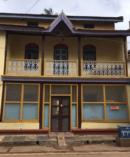 Old house Hubli Hubli Built Structure Architecture Building Exterior Building Day No People Window House Outdoors