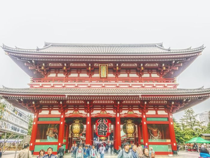 Senjoji Temple Japan Hello World Landscape_Collection Viewpoint Capture The Moment Journey Of Life Relaxing Enjoying Life Taking Photos Cultures Architecture Landscape Temple Check This Out