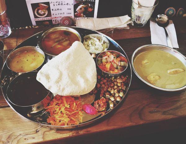 curry@岡山パイシーパイス Curry Food India Meal インドカレー カレー 南インドカレー ミールス ランチ