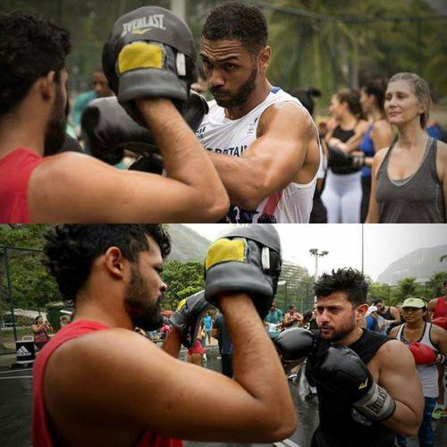 Sport KickboxingIsLife ZAOKICK K1Rules POINTFIGHTING FKBERJ CBKB Fx Fight Team Kickboxer Wako Blackbelt