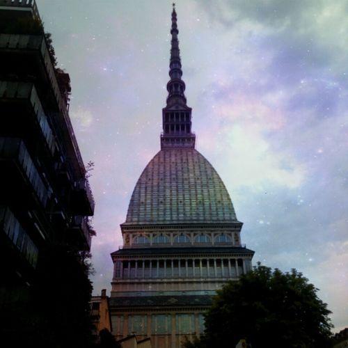 La Mole Antonelliana - TO #monumento #architettura #monuments