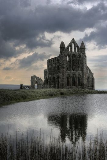 History Ancient Old Ruin Architecture The Past Travel Destinations Building Exterior Cloud - Sky Built Structure Ancient Civilization Sunset Outdoors No People Sky Day Whitby Abbey Whitby Whitby North Yorkshire