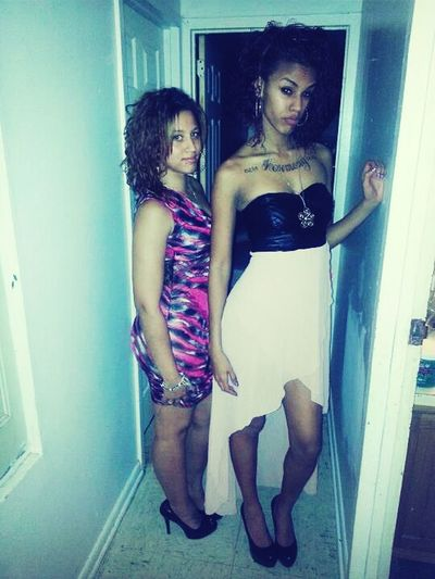 New years eve (; Me & My Cousin (: