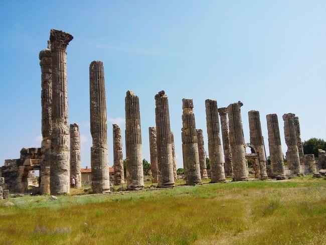 Temple Zeus Olba Ancient Ancient City
